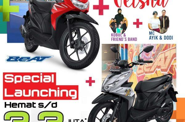 Sabtu, Produk Honda Terbaru akan Dilaunching di LEM Mataram