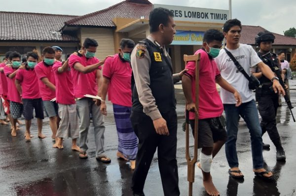 Dua Pekan Opjar, Bekuk 87 Penjahat