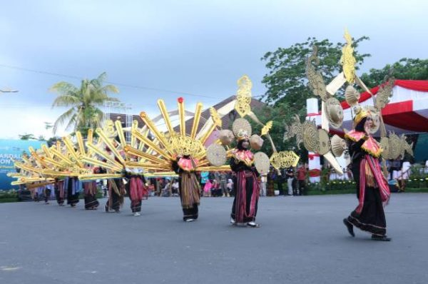Mandalika Fashion Carnaval Sedot Perhatian Masyarakat