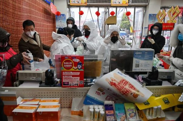Mahasiswa NTB di Wuhan Dilarang Keluar