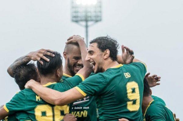 Persebaya Jaga Kehormatan Piala Gubernur Jatim