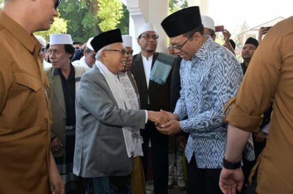 Hari Ini Tiba, Wapres Dua Hari di Lombok