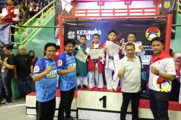 Atlet Bersaudara Sabet Juara Nasional Kejurnas INKAI 2020