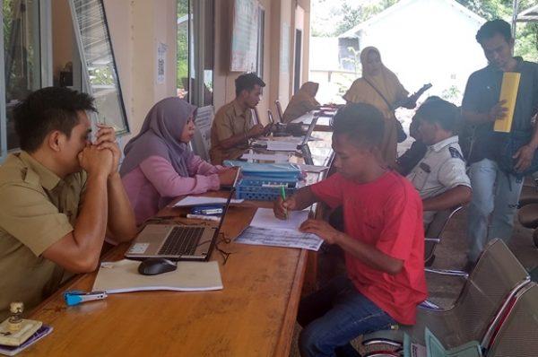ASN dan PTT Mulai Kerja di Rumah