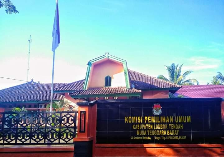 F KPU Lombok Tengah