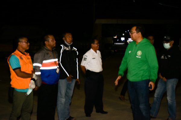 Gubernur Cek Kesiapan Pelabuhan Kayangan – Poto Tano