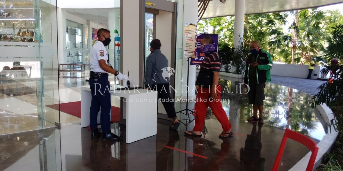 Epicentrum Mall Buka Dengan Alasan Ada 4 Ribu Karyawan