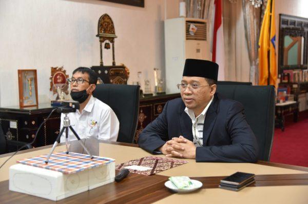 Dengan UI, Gubernur Bahas Sirkuit MotoGP Mandalika