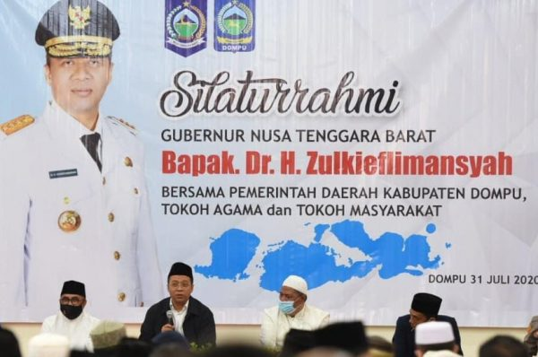 Gubernur Jemput Aspirasi Warga di Dompu