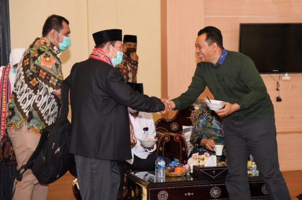 Gubernur NTB Sambut Kunjungan Ketua Komisi VIII DPR RI