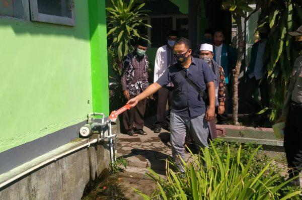 Subhanallah, Santri Tewas Kesetrum Saat Ambil Air Wudhu