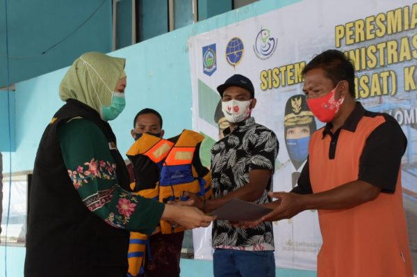 Samsat Perizinan Kapal Perikanan Pertama di Indonesia Kini Hadir di NTB