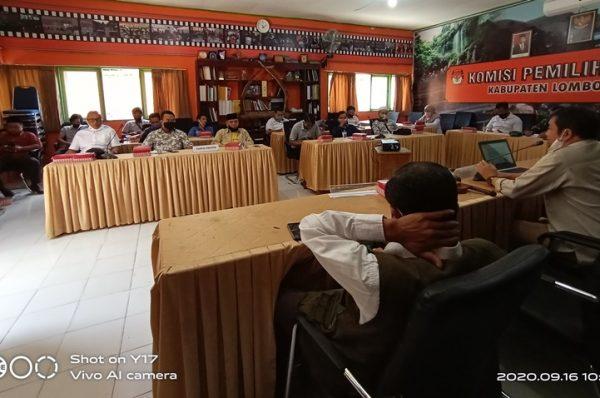 KPU Tegaskan, Protokol Covid-19 Paling Penting