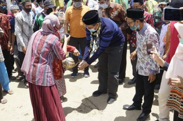 Gubernur Kembali Kunjungi Desa Terpencil, Peringati Sumpah Pemuda dan Serap Aspirasi Masyarakat