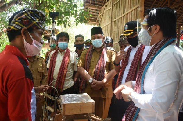 Madu Trigona Lombok Harus Bisa Go Internasional