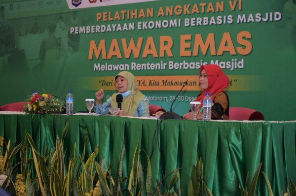 Tutup Silakwil, Ketua MES NTB Tekankan Pentingnya Literasi dan Sinergi