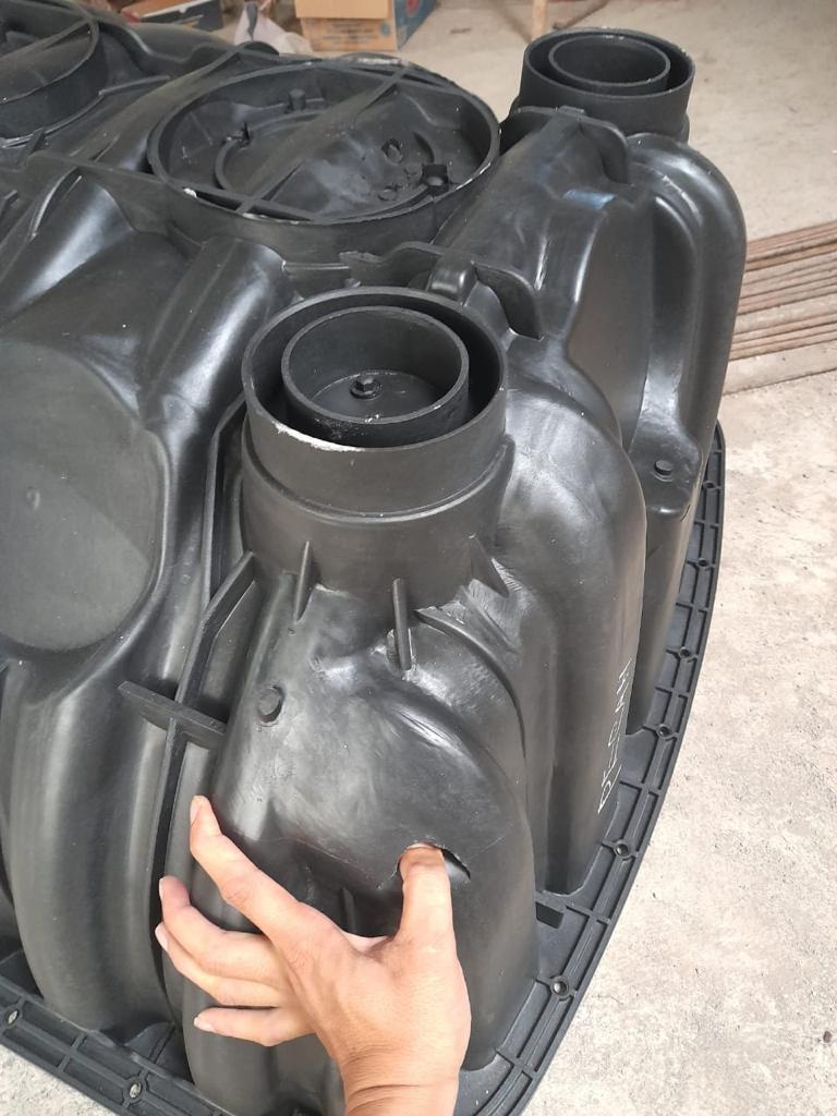 F Septic tank