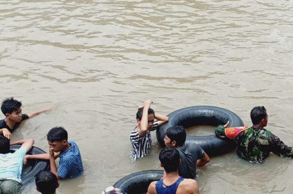 Santri Terseret di Sungai Lengi Ditemukan Meninggal