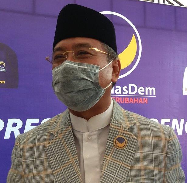 F Ketua DPD Nasdem NTB