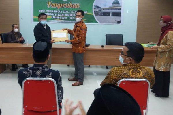 Berkas Calon Rektor UIN Mataram Segera Diuji