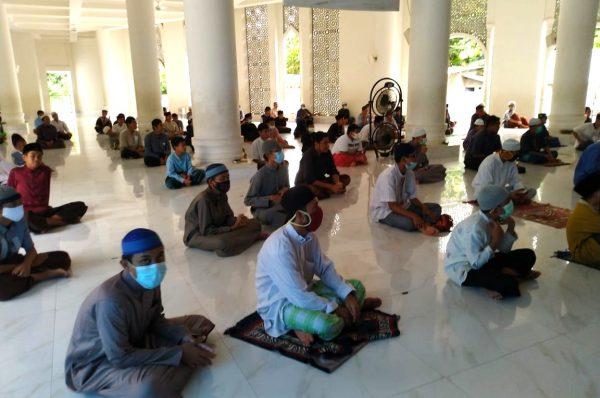 Mengintip Aktivitas Ramadan di Pondok Pesantren Selama Pandemi Covid-19 (6)