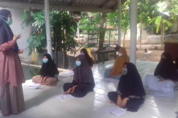 Mengintip Aktivitas Ramadan di Pondok Pesantren Selama Pandemi Covid-19 (7)
