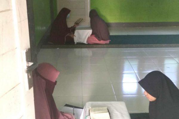 Mengintip Aktivitas Ramadan di Pondok Pesantren Selama Pandemi Covid-19 (5)