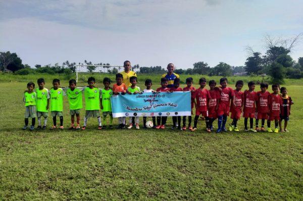 Jaring Talenta Muda, LAZISNU KLU Helat Kejuaraan Sepak Bola