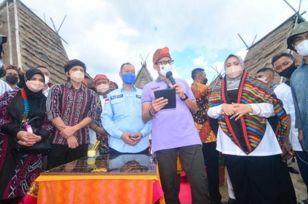 Sandiaga: Bima Destinasi Wisata Baru di Indonesia