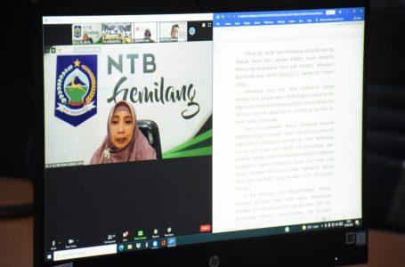 Ist/radarmandalika.id Wakil Gubernur NTB, Dr. Hj. Sitti Rohmi Djalilah M.Pd