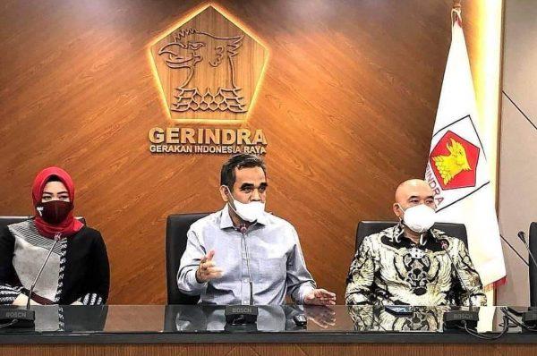 Gerindra: Pemerintah Disarankan Buka Jalur bagi Pihak yang Ingin Menjadi Relawan COVID-19