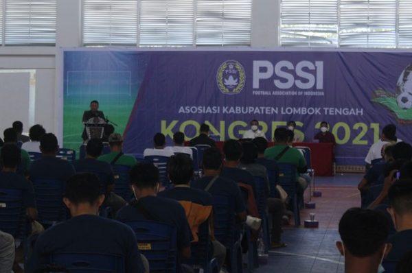 Rumiawan Terpilih jadi Ketua PSSI Loteng, Tugas Berat Menanti