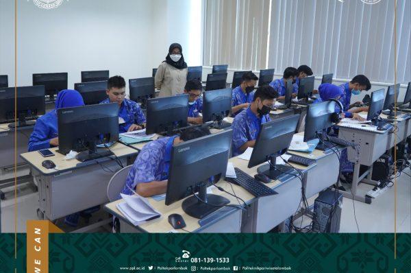Kompetensi, 352 Mahasiswa Poltekpar Lombok Diuji