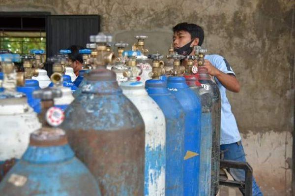 Pemprov NTB Bilang Aman, Mahalli: Stok Oksigen Sangat Kurang