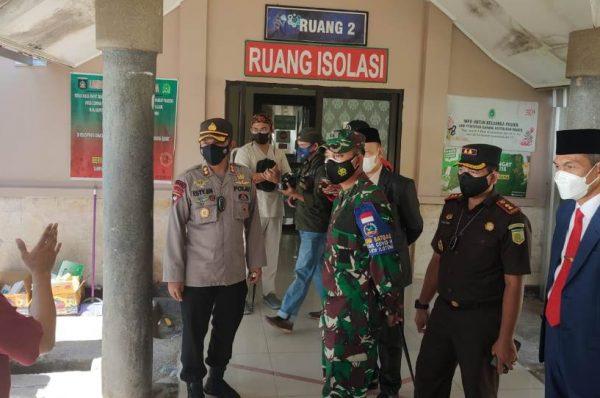 Kajari Lombok Tengah Marah di RSUD Praya