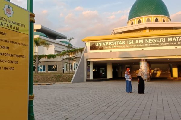 Lockdown Lagi, ASN UIN Mataram Positif Covid-19