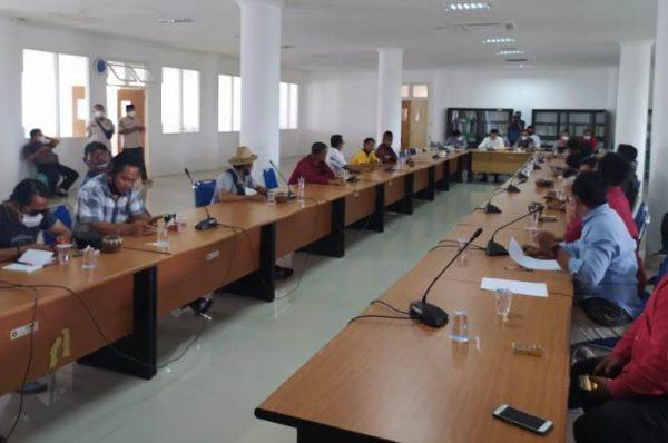Gabungan Ormas-LSM di Lombok Tengah Tolak Perpanjangan PPKM
