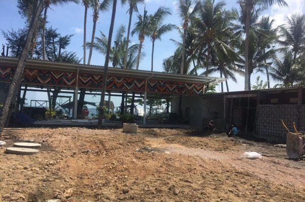 Diduga Tak Berizin, Pemda Hentikan Pembangunan Sasaku