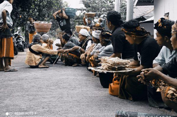 Cara Warga Desa Salut Kayangan Lombok Utara Menyambut Pergantian Musim