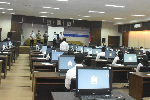 265 Pelamar CPNS dan P3K di KLU Tidak Ikuti Tes