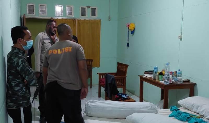 F PON Papua