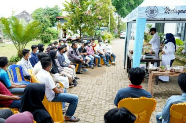 Poltekpar Lombok Latih Pengelola Homestay