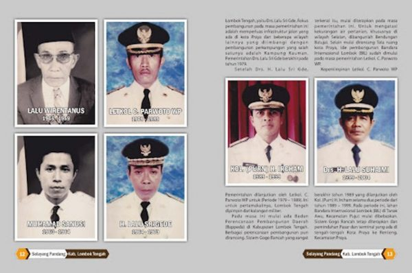 Ingat dan Catat! Ini Sejarah Kabupaten Lombok Tengah